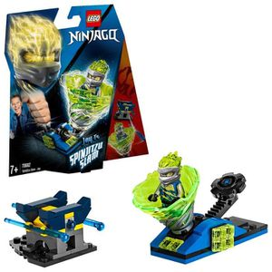TOUPIE - LANCEUR LEGO NINJAGO - Spinjitzu Slam - Jay, Jeu pour Enfa