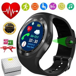 MONTRE CONNECTÉE Montre Connectée Bluetooth Smartwatch Montre Intel