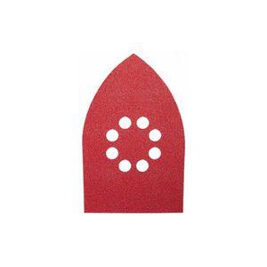 FEUILLE ABRASIVE BOSCH -2608605184-5 Feuilles abrasives C430 pour p
