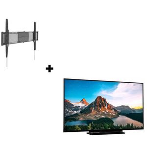 Téléviseur LED SAMSUNG UE50NU7025KXXC TV 4K + Support mural VOGEL