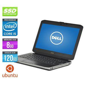 PC RECONDITIONNÉ Pc portable Dell E5430 - i5-3320M -8Go - 120Go SSD