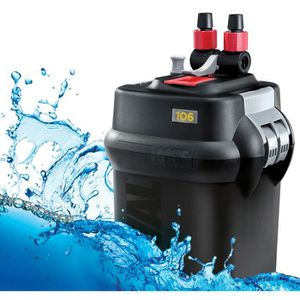 FILTRATION - POMPE FLUVAL Filtre extérieur 106 - 550 L/h - Pour aquar