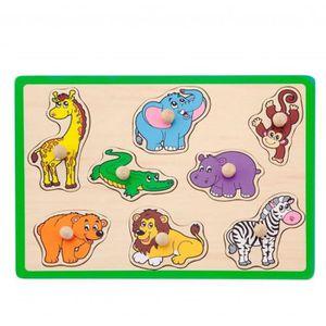 PUZZLE Puzzle - Animaux Zoo