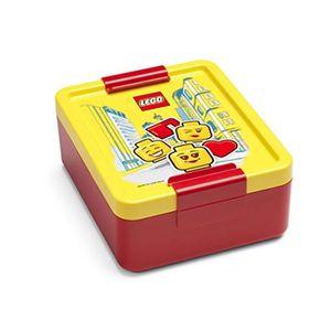 LUNCH BOX - BENTO  Coffret Multi-Jeux LEGO DGGWX Boîte à lunch Iconic