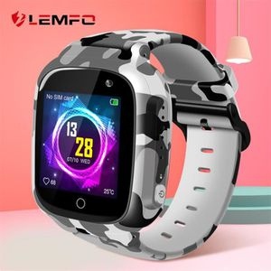 MONTRE CONNECTÉE LEMFO LEC2 Montre Intelligente Enfants GPS 600Mah