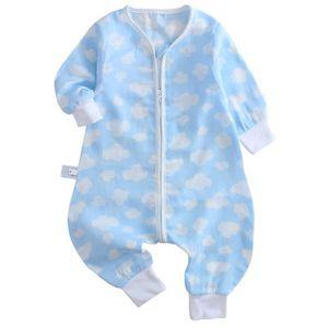 GIGOTEUSE - TURBULETTE  Pyjama à Pied Eté Bébé Fille Grenouillère Manche L