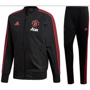 TENUE DE FOOTBALL SURVETEMENT ADIDAS MANCHESTER UNITED veste de prés b5f13a99f8d8