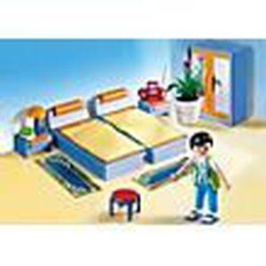 UNIVERS MINIATURE PLAYMOBIL 4284 Chambre des parents