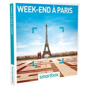 COFFRET SÉJOUR Coffret cadeau - Week-end à Paris - Smartbox