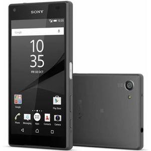 SMARTPHONE SONY Xperia Z5 Compact Noir 32Go