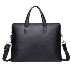 ATTACHÉ-CASE Sac Porte Document Sac Serviette Cuir véritable -