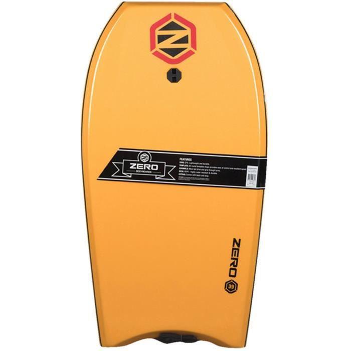 OCEAN & EARTH Bodyboard BB Zéro 39 - Orange