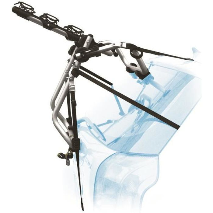 Porte-vélo coffre PERUZZO Venezia pour 3 vélos - Réf.11102025