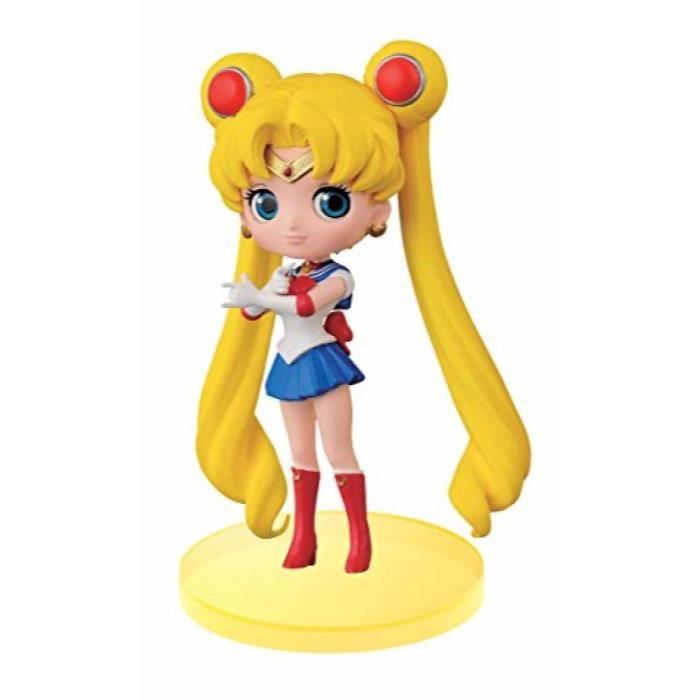 Figurine Miniature Sailor Moon 2,8 pouces Figure Sailor Moon, Volume 2 Q Posket Petit YUGGM