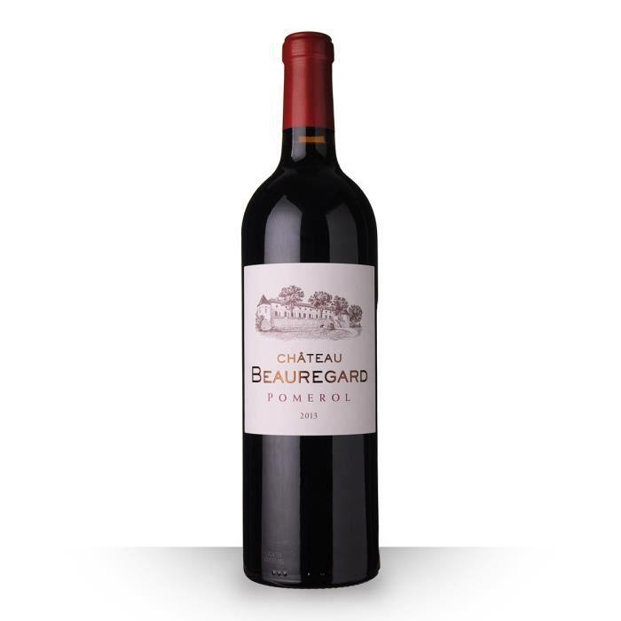 Château Beauregard 2013 Rouge 75cl AOC Pomerol - Vin Rouge