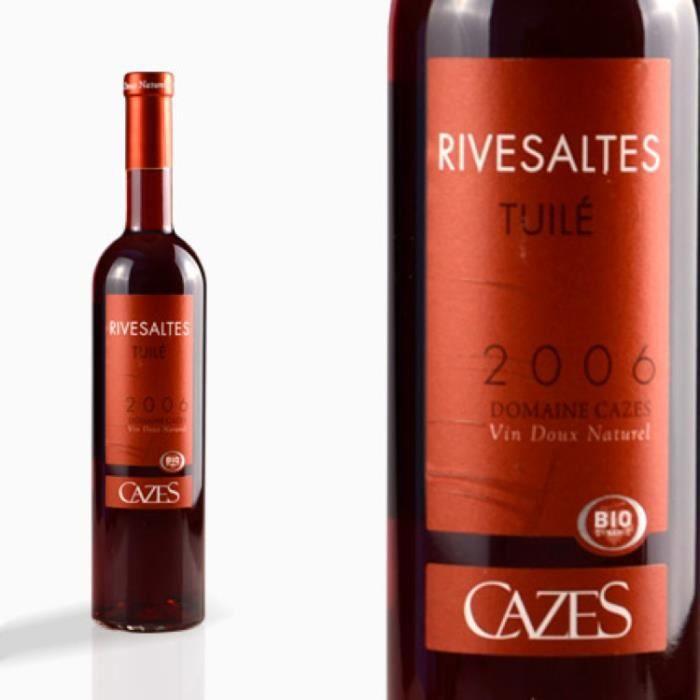 Vin - Rivesaltes Tuilé Domaine Cazes Biodynamique **********