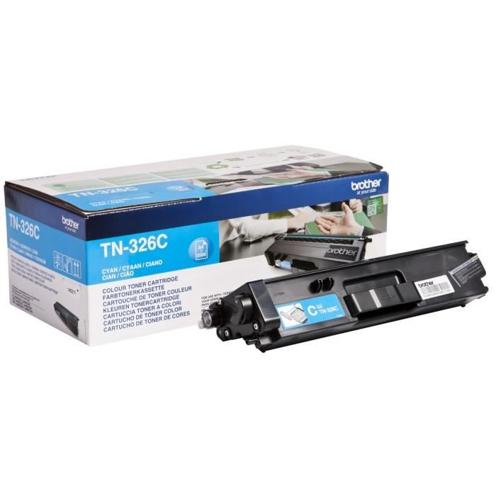 Brother Tn 326C Toner Laser Cyan
