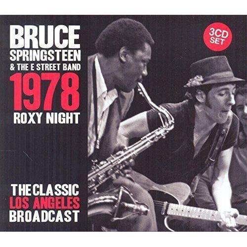 Chrome Dreams The Classic Los Angeles Roxy Night 1978 Radio Broadcast - 0823564661025