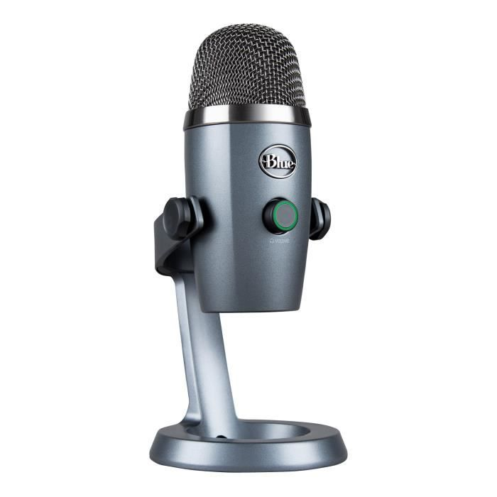 BLUE MICROPHONE By Logitech - Microphone - Le Yeti