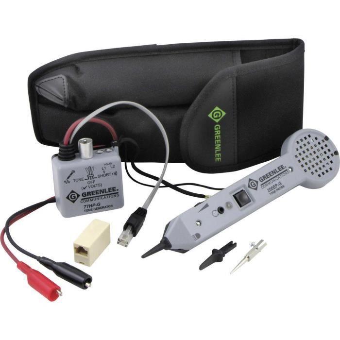 Kit de contrôle des câbles GreenLee 701K-G