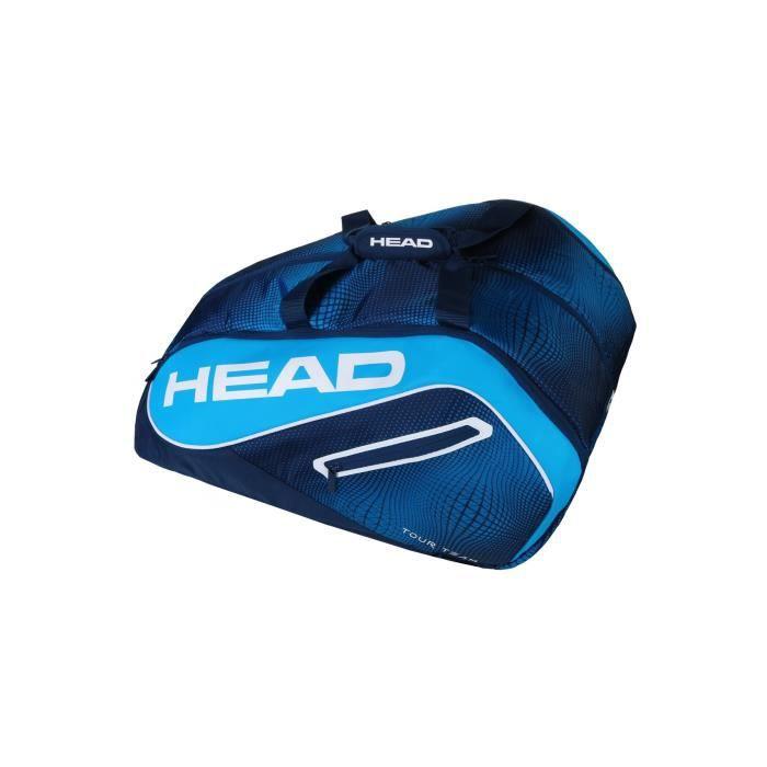 Thermo-Bag PADEL HEAD TOUR TEAM Monstercombi Bleu / Turquoise 2019