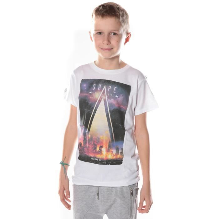 T-SHIRT SHAPE KIDS