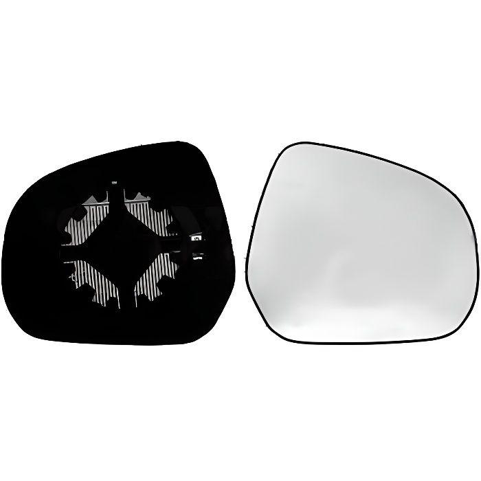 Miroir Glace rétroviseur droite pour OPEL AGILA, depuis 2008, dégivrant, Neuf.