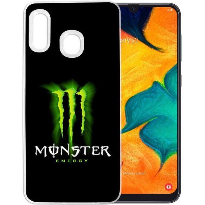 Coque pour Samsung Galaxy A20e - Monster Energy