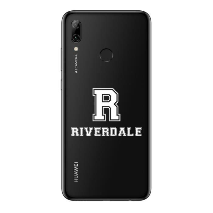 Coque Huawei PSMART 2019 Riverdale - Blanc - Cdiscount Téléphonie