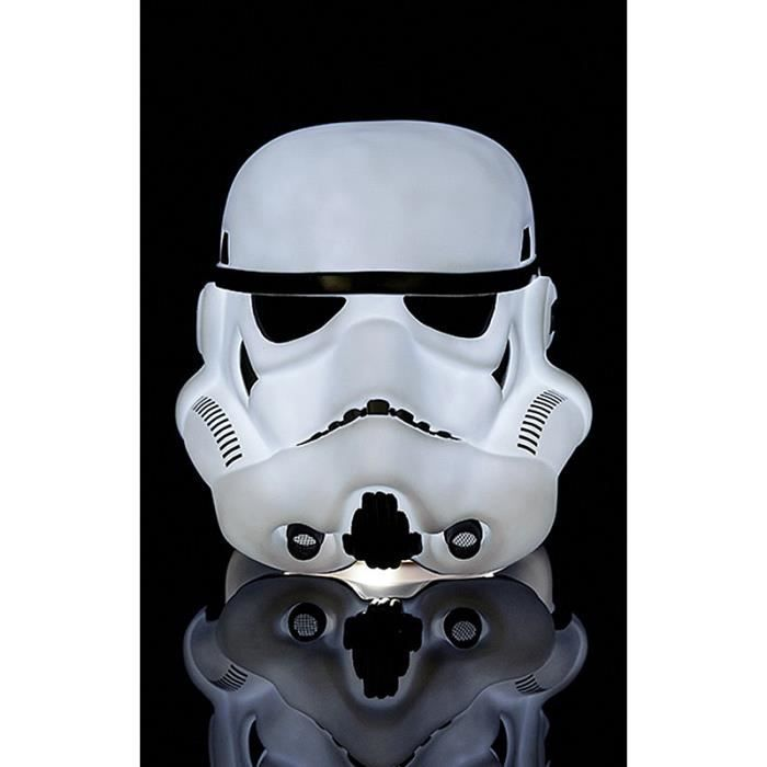 lampe veilleuse star wars 3d mood light stormtrooper grand format achat vente lampe. Black Bedroom Furniture Sets. Home Design Ideas