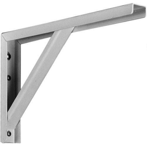 brute Profil/é en U 1000 x 20 x 20 mm aluminium