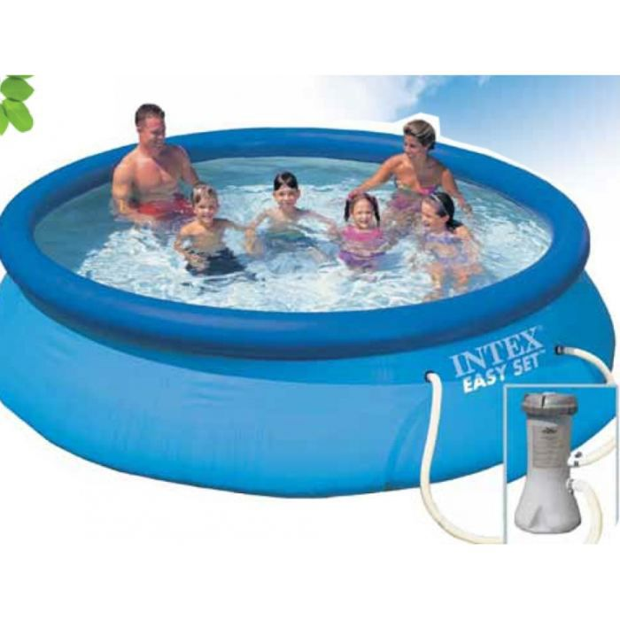 Piscine autostable a boudin diam tre m achat for Piscine autostable