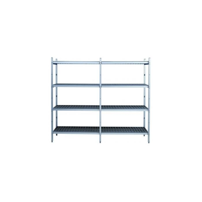 etagere rayonnage achat vente etagere rayonnage pas cher cdiscount. Black Bedroom Furniture Sets. Home Design Ideas