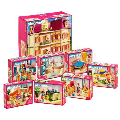 playmobil 5302 set complet achat vente univers. Black Bedroom Furniture Sets. Home Design Ideas