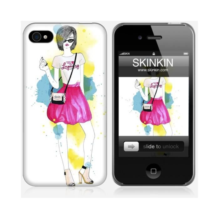 Coque Iphone  Ski