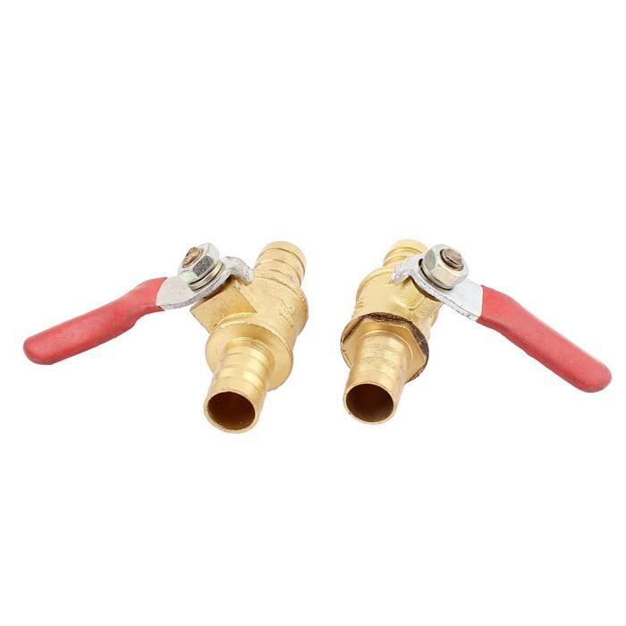 Connecteurs de tuyaux en laiton raccords GEKA Raccord rapide type cap