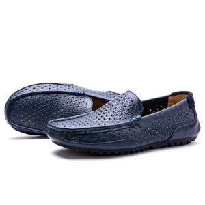 Mocassins hommes confortables Respirant Souliers simple 6493274 FAwow6U