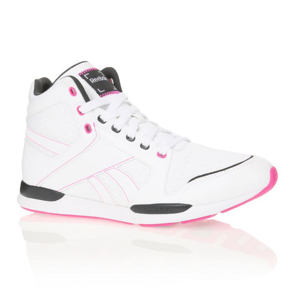 reebok chaussures fitness femme blanc achat vente. Black Bedroom Furniture Sets. Home Design Ideas