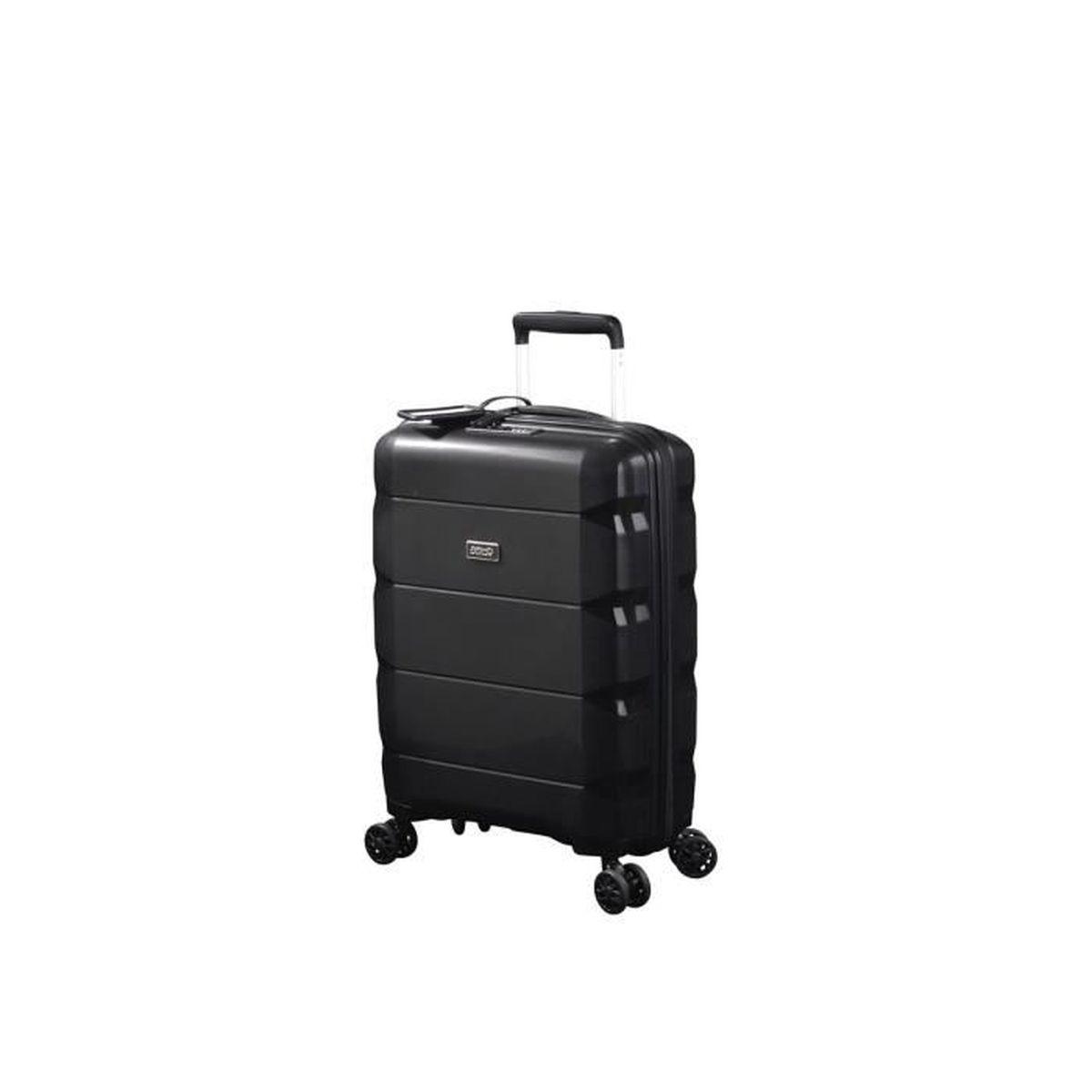 VALISE - BAGAGE Jump - Valise cabine Odda (AL20) noir  taille 55 c