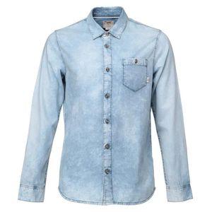 vans homme chemise