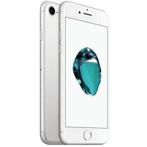 TELEPHONE PORTABLE RECONDITIONNÉ Apple iphone 7 128go reconditionne argent Smartpho