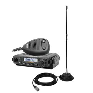 Antenne CB Midland LC59 avec Aimant PNI PNI-PACK27 Radio CRT One