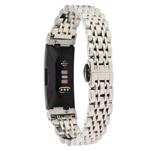 BRACELET DE MONTRE Remplacement en acier inoxydable Perle Bracelet Br