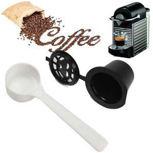 Desserts de TheBigThumb G/én/érique 1 x cuill/ère /à Dessert en Acier Inoxydable avec cuill/ère /à caf/é en Acier Inoxydable pour caf/é Espresso Cappuccino