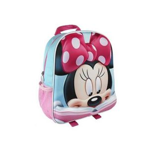 CARTABLE Cartable 3D Minnie Mouse 026