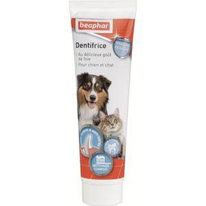 SOIN POUR ANIMAUX BEAPHAR Dentifrice - Pour chien et chat
