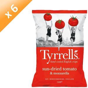 CHIPS TYRRELL'S Chips de pommes de terre Lisses Sachet d