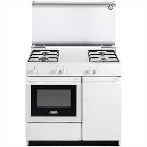 CUISINIÈRE - PIANO De Longhi SEW 8540 NED Linea Smart Cuisinière à ga