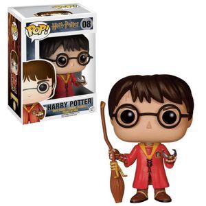 FIGURINE - PERSONNAGE Figurine Funko Pop! Harry Potter : Quidditch Harry