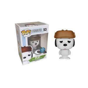FIGURINE DE JEU Funko - Figurine  Peanuts Snoopy - Olaf Exclu Pop